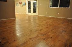 white pine wide plank wood flooring | AMTICO VINYL PLANK FLOORING