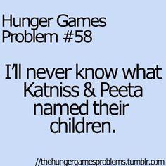 Nunca sabré como Katniss y Peeta nombraron a sus hijos. *Aunque Susan Collins dijo que los nombraron Rye y Willow