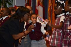 Providing caring adults and support for the two million military connected children in America