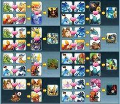 Monster Legends Breeding Guide, Monster Legends Game, Dragon City Game, Pokemon, Cute Art, Anime, Geek Stuff, Games, Monsters