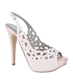 532a53f7d175 Gina Celestia Peep-Toe Platform Pink