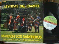 Lp Vinil - Leyndas Del Campo - Mariachi Los Rancheiros - http://www.infinityclassic.com.br/produtos/lp-musica-instrumental/lp-vinil-leyndas-del-campo-mariachi-los-rancheiros/