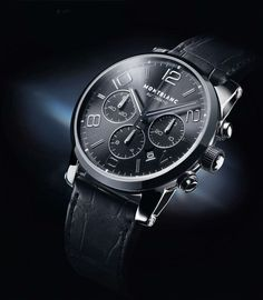 Mont Blanc TimeWalker Chronograph - once again knock offs are acceptable