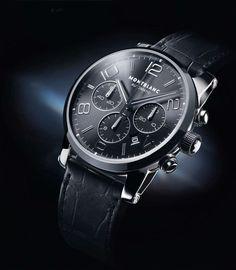 Mont Blanc TimeWalker Chronograph.. my next watch