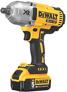 Motor'n | DEWALT Launches New 20V MAX* Brushless High Torque Impact Wrenches