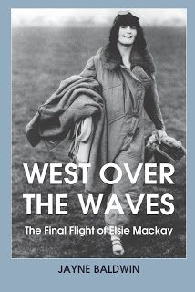 Buy West Over the Waves: The Final Flight of Elsie Mackay by Jayne Baldwin and Read this Book on Kobo's Free Apps. Discover Kobo's Vast Collection of Ebooks and Audiobooks Today - Over 4 Million Titles! Finals, Audiobooks, Aviation, Writer, Ebooks, Waves, Reading, Movie Posters, Amazon