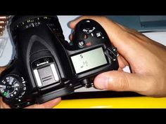 Introduction to the Nikon D7100: Advanced Topics - YouTube