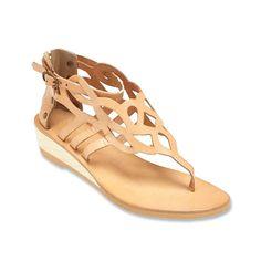 Reclaim Wedge Sandal