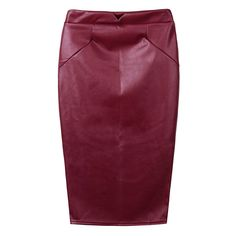 Hot Sale Women Soft PU Leather Skirt High Waist Slim Hip Pencil Skirts Vintage Bodycon OL Midi Skirt Sexy Clubwear Plus Size-in Skirts from Women's Clothing & Accessories on Aliexpress.com | Alibaba Group