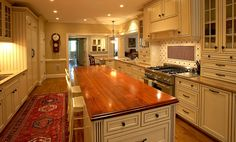 I recently had a conversation with a certified kitchen designer who said somethinginteresting to me: She is no longer designing kitchens with one type of countertop material. Blasphemy! For eons, …