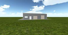 Cool 3D #marketing http://ift.tt/2pexX0T #barn #workshop #greenhouse #garage #roofing #DIY