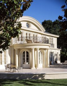French Country Design Traditional Design Mansion Facade ~Grand Mansions, Castles, Dream Homes & Luxury Homes ~Wealth and Luxury Architecture Design, French Architecture, Home Modern, French Country House, Neoclassical, Exterior Design, Colonial Exterior, Exterior Signage, Cottage Exterior
