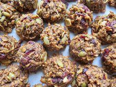 The Life is Oh So Sweet - Madame Labriski Sans Gluten Vegan, Nut Allergies, Sweet Cookies, Almond Cookies, Rice Krispies, Coco, Cookie Recipes, Dairy Free, Easy Meals