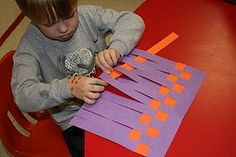 weaving with paper