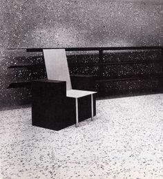Shiro Kuramata, Issey Miyake Store Interior, 1985