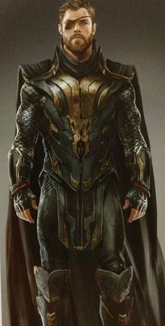 Early Infinity War concept art gives Thor that King/Odin vibe (Taken from the IW art book) Marvel Concept Art, Marvel Art, Marvel Dc Comics, Marvel Heroes, Marvel Avengers, Disneysea Tokyo, Thor Cosplay, Thor Costume, The Mighty Thor
