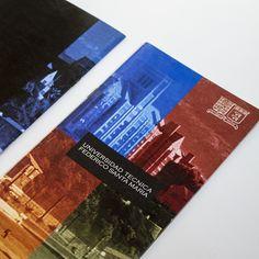 Folleto de UTFSM promocionando sus programas de estudios, carreras y postgrados. UTFSM brochure promoting their curricula, undergraduate and graduate