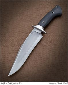 Tad Lynch Fighter 1075/Micarta
