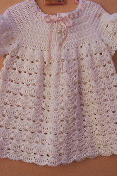 VITORIA CARDIA CROCHE: roupas de bebê