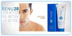 Men's Skin Care Made Easy...