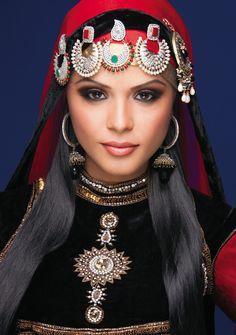 Kashmiri Bride.