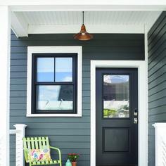 exterior window trim ideas Pinteres