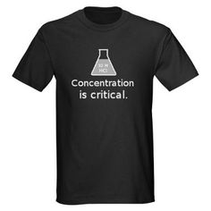 Chemistry Gifts, T-Shirts, & Clothing | Chemistry Merchandise