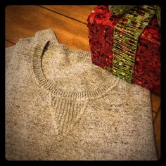 Grey Sweater - lightweight very soft GAP ️Size XS Tags have been removed, sweater is like new, and I am 99% sure it's GAP. GAP Sweaters Crew & Scoop Necks