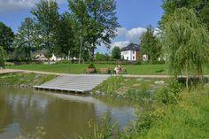 Kneipp-Erlebnispark in Bad Iburg eröffnet