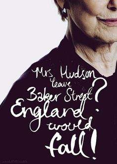 Sherlock on BBC One images Mrs Hudson HD wallpaper and background photos