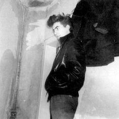 George Harrison at the Bambi Kino, Hamburg, 1960 -2