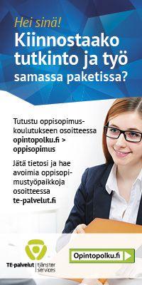#oppisopimus #koulutus www.kktavastia.fi