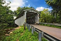 Banks Bridge  Lawrence County, PA