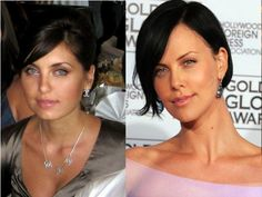 Charlize Theron Look A Like