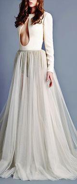 Jean Louis Sabaji S/S 2014 Haute Couture