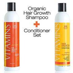 NEW PREMIUM Vitamins Hair Growth Shampoo and Conditioner  Tested in Clinical Trials Proven in Customer Results  by Nourish Beaute >>> Click image for more details. Note: It's an affiliate link to Amazon #hairtonic