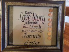 Craft ideas on Pinterest 7th Wedding Anniversary 7th                                                                                                                                                                                 More