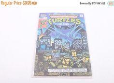 Teenage Mutant Ninja Turtles The Movie Comic Summer 1990 Archie Eastman Laird  The Pink Room  170207 by ThePinkRoom