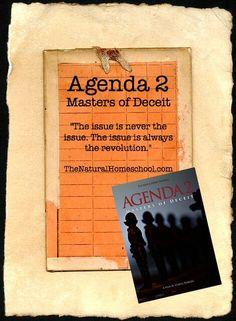 agenda2 main copyAgenda 2: Masters of Deceit (DVD Movie Reviews)