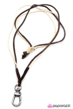 "Paparazzi Jewelry Urban lanyard called, ""What's The Catch?"". Only $5!  http://paparazziaccessories.com/35186"