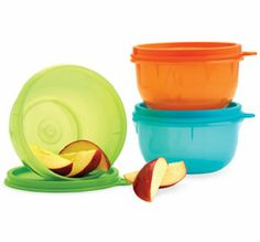 Tupperware | Ideal Lit'l Bowl Set http://my2.tupperware.com/tup-html/K/kristengutschow-welcome.html