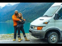 The beginning of a great adventure! We are planning to drive in of self-built van from Norway, through Europe and then through Asia! Travel Vlog, Greatest Adventure, Van Life, Norway, Youtube, Van Living, Youtubers, Youtube Movies