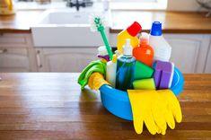 Πώς να καθαρίσεις όλο το σπίτι σου με λιγότερο από 3 ευρώ!   BOVARY