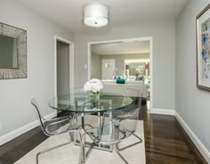 cb2 Silverado Dining Table with Ikea Tobias chairs Staged Interiors Inc.: The Inventory ~ Dining Tables and Chairs#more