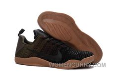 "0543116cd65c Nike Kobe 11 4KB ""Green Horse"" Mens Basketball Shoes Lastest TfemN7"
