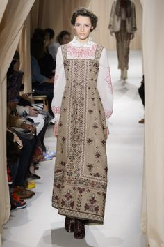 Valentino Couture Spring 15 list
