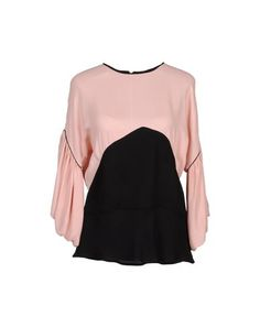 Marni Contrast Blouse Front