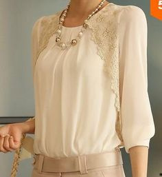 2014 Fashion New Women Embroidery Long-sleeved Chiffon Shirts Lace Blouse Lady Casual Basic Shirt Women's clothing  CS9093