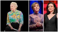 Top 3 de palestras do TED de mulheres sobre mulheres