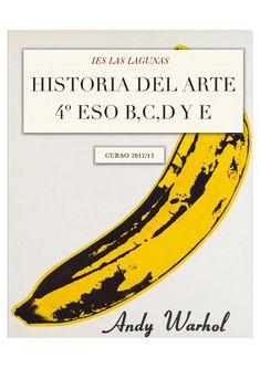 Libro Historia del arte 4º ESO Vol. 1 Curso 2012/13